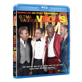 Última Viagem A Vegas (Blu-Ray) - Morgan Freeman, Robert De Niro