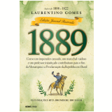 1889 - edi��o juvenil ilustrada (Ebook) - Laurentino Gomes