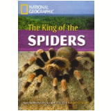 Footprint Reading Library - Level 7  2600 C1 - The King Of The Spiders - American English - Rob Waring