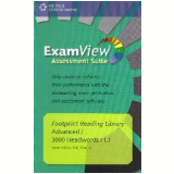 Footprint Reading Library - Level 8  3000 C1 - Examview - American English - Rob Waring