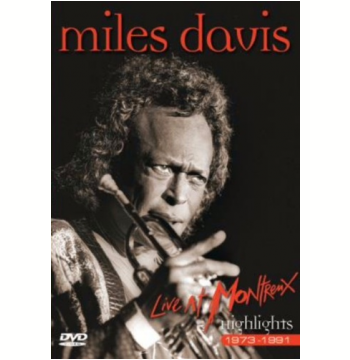 Miles Davis – Live At Montreux Highlights 1973 - 199 (DVD)