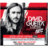David Guetta - Listen Again (CD) - David Guetta