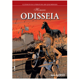 Odisseia- Quadrinhos - Homero