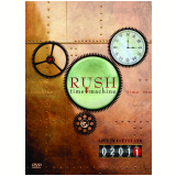 Rush - Time Machine 2011 - Live In Clevenland (DVD) - Rush