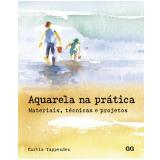 Aquarela Na Prárica - Curtis Tappenden