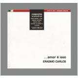 Erasmo Braga - Amor é Isso - Digipack (CD) - Erasmo Braga
