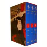 Box - Musashi (3 Vols.) - Eiji Yoshikawa