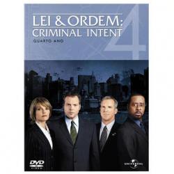 DVD - Lei & Ordem - Criminal Intent - 4ª Temporada - Vários ( veja lista completa ) - 7892141416498