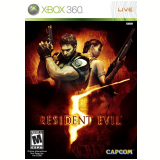 Resident Evil 5 (X360) -