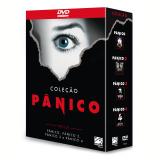 Coleção Pânico (1, 2, 3 e 4) (DVD) - Drew Barrymore, Neve Campbell, David Arquette