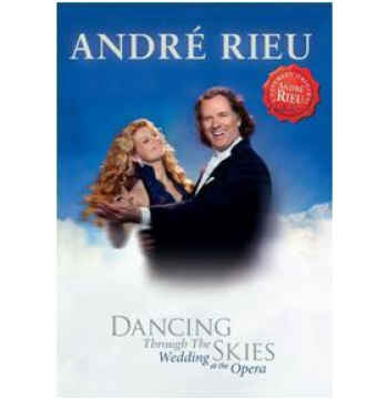 Andre Rieu - Dancing Through The Skies (DVD)