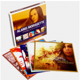 Alanis Morissette - Original Album Series (Box 5 CDs) (CD) - Alanis Morissette