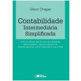 Contabilidade Intermediaria Simplificada - Gilson Chagas