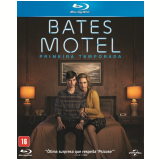 Bates Motel: 1� Temporada (Blu-Ray) - Vera Farmiga