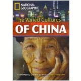 Footprint Reading Library - Level 8  3000 C1 - The Varied Cultures Of China - British English - Rob Waring