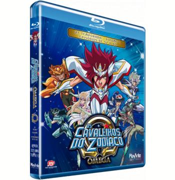 Os Cavaleiros do Zodíaco - Ômega (Vol. 1) (Blu-Ray)