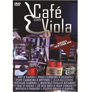 Café Com Viola - Raízes Sertanejas (DVD)