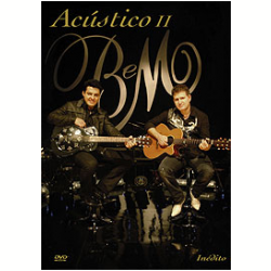 DVD - Acústico II - Bruno e Marrone - Bruno e Marrone - 9788573588859