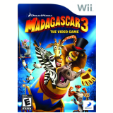 Madagascar 3: The Game (Wii) -