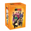 Big Bang: A Teoria: Temporadas Completas 1-5 (DVD)