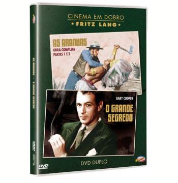 Cinema em Dobro - Fritz Lang (DVD)