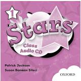 Stars 1 Class Cd (Audio Cd) - Patrick Jackson, Susan Banman Sileci