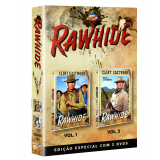 Box Rawhide (Vol.1 e 2) (DVD) - Stuart Heisler (Diretor), Harmon Jones