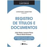 Registro de Títulos e Documentos - Christiano Cassettari
