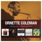 Coleção Ornette Coleman - Originals Album Serie (CD) - Ornette Coleman