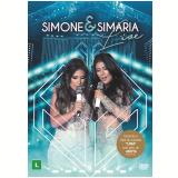 Simone & Simaria - Live - Edição Especial (DVD) - Simone & Simaria
