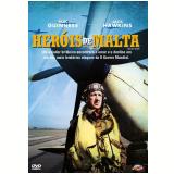 Heróis de Malta (DVD) - Jack Hawkins, Alec Guinness, Hugh Burden