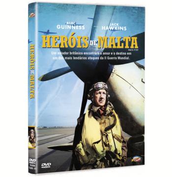 Heróis de Malta (DVD)