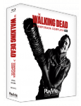 The Walking Dead - 7� Temporada (Blu-Ray)