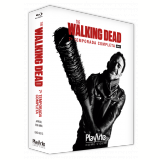 The Walking Dead - 7ª Temporada (Blu-Ray) - Norman Reedus, Jeffrey Dean Morgan, Andrew Lincoln