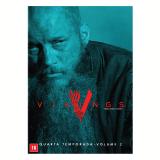 Vikings - 4ª Temporada (Vol. 2) (DVD) - Alexander Ludwig, Katheryn Winnick