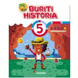 Buriti - História - 5º Ano - Editora Moderna