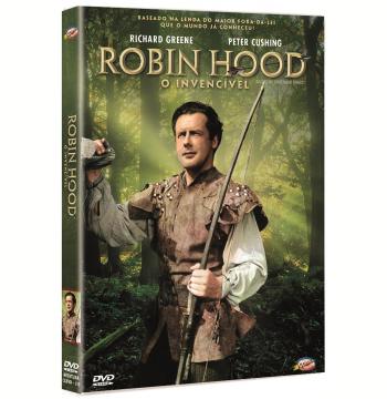 Robin Hood - O Invencível (DVD)