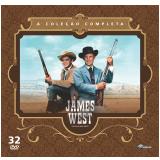 James West - A Coleção Completa (DVD)