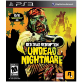 Red Dead Redemption: Undead Nightmare Collection (PS3) -