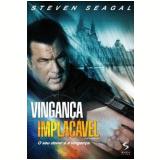 Vingança Implacável (DVD) - Steven Seagal, Dan Badarau, Darren Shahlavi