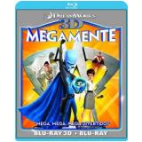 Megamente - 3D (Blu-Ray) - Tom Mcgrath (Diretor)