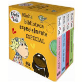 Box - Minha Biblioteca Especialmente Especial - Lauren Child