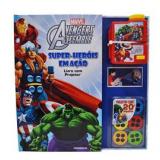Avengers Assemble - Melbooks