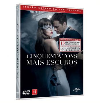 Cinquenta Tons Mais Escuros (DVD)