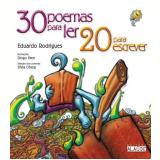30 Poemas para Ler - Eduardo Rodrigues