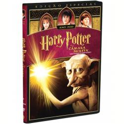 DVD - Harry Potter e a Câmara Secreta - Vários ( veja lista completa ) - 7892110063586