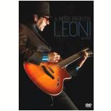 Leoni - A Noite Perfeita Ao Vivo (DVD) - Leoni