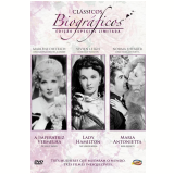 Box - Clássicos Biográficos (DVD) - Marlene Dietrich, Vivien Leigh, Laurence Olivier