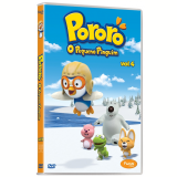 Poror� e o Pequeno Pinguin (Vol. 4) (DVD) -