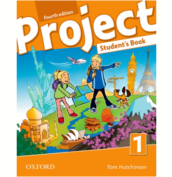 Project 1 Student Book - Fourth Edition